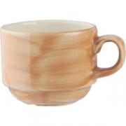 Чашка коф «Паприка» 100мл фарфор
