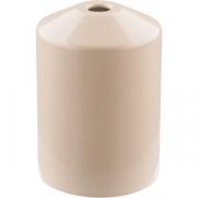 Колпачок тип А, сталь, D=48,H=98мм, белый