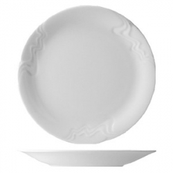 Тарелка мелк. «Мелодия» d=25см фарфор