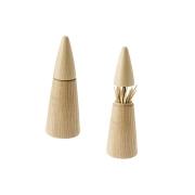 Подставка для зубочисток Legnoart, светлое дерево
