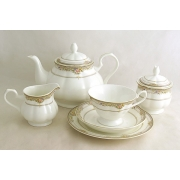 Чайный сервиз Лэнсбери 21 предмет на 6 персон
