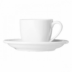 Чашка коф. «Алберго» 80мл фарфор