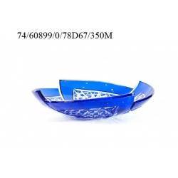 Салатник синий 350