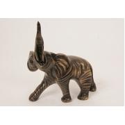 Слон мален. каштан 18х17 см.