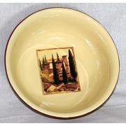 Салатник «Итальянская деревня»