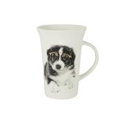 Кружка Собака в круглых очках в подарочной упаковке