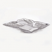 Блюдо «Хрусталь Бабочки « 42,5 см