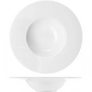Тарелка для пасты «С-Класс» D=27/15см; белый