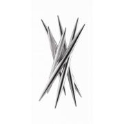 Набор столовых ножей / ножей для мяса Legnoart SPICY 6 шт. высота30см (стальной)