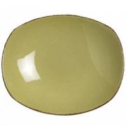 Тарелка сервир «Террамеса олива» 20.25см
