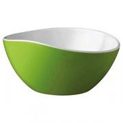 Салатник; пластик; 3л; D=28,H=12см; зелен.