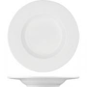 Блюдце «Монако Вайт» D=16.5, H=2см; белый