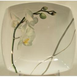 Суповая тарелка 20см «Орхидея»