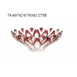 Салатник рубиновый 275