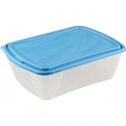 Контейнер с крышк.для холодильника и микров.печ «Бриз»
