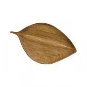 Блюдо «Береза» светлый дуб