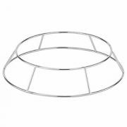 Подставка для сковороды «Вок», сталь, D=25,H=5см, металлич.