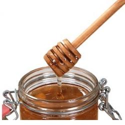 Ложка для меда дерево