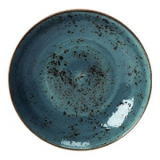Салатник «Крафт», фарфор, 650мл, D=22,H=4см, синий