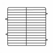 Кассета базовая для тарелок(4 экстенд.), пластик,металл, H=27,L=50,B=50см, бежев.,серый