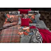 Комплект постельного белья «Твид Розы»