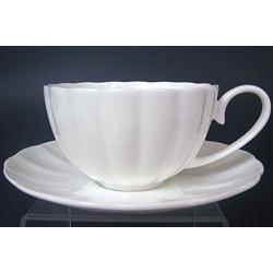 Н 1000000 Магнолия н-р чашек чайных 250мл с блюдцем 6/12 (бел.)