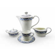 Сервиз чайный «Наоми» 17 предметов на 6 персон