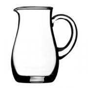 Кувшин, хр.стекло, 250мл, D=73,H=120мм, прозр.