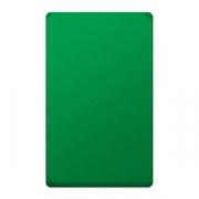 Доска раздел.60*40см зеленая, полиэтил.