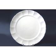 Н 1000000 Магнолия Набор тарелок мелких 27см, 6шт. Для СВЧ.