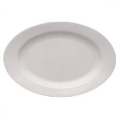 Блюдо овал «Кашуб-хел» L=25.5см фарфор