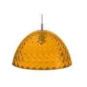 Подвесной светильник «Стелла М» (STELLA M) Koziol 43,5 x 43,5 x 23,6см (оранжевый)