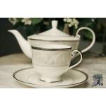 Сервиз чайный на 6 персон, 17 предметов