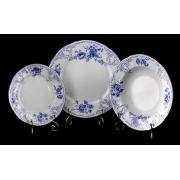 Набор тарелок на 6перс.18пред «Бернадот 24074»
