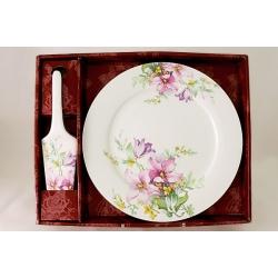 Набор для торта «Розовые лилии»