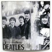 Постер «Beatles» 58х58 см