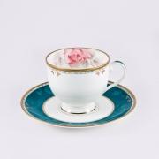 Набор 6 чайных пар 245мл « Нежность»