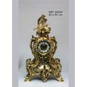 Часы DELIVES золотой 52х31см