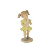 Статуэтка Девочка с собачкой, подарочная упаковка