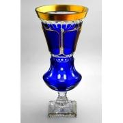 Ваза для цветов 32 см «Арнштадт Антик синий»