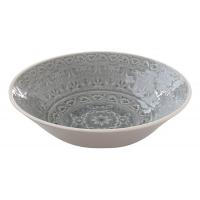 Тарелка суповая (серая) Ambiente без инд.упаковки