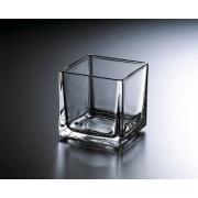 Подсвечник «Кубик«, размер (11,5*11,5/11,8) см