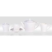 Сервиз чайный «Даймонд» 17 предметов на 6 персон