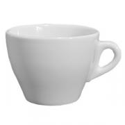 Чашка чайная «Торино», фарфор, 200мл, белый