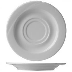 Блюдце «Атлантис» d=20см фарфор