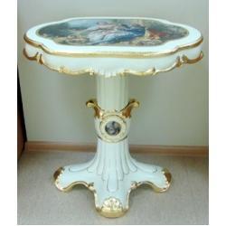 Декоративный столик «Барокко» 73х52х76 см