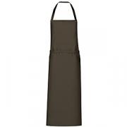 Фартук 77*110см коричневый