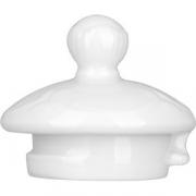 Крышка для чайника 4335 «Моцарт» фарфор; белый