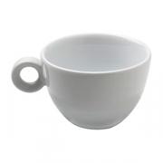 Чашка кофейная, фарфор, 65мл, D=6,H=5см, белый