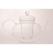Чайник заварочный с ситом «Trendglas» 1,2 л.